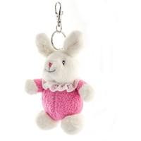 Sleutelhanger Casper en Emma: Mevrouw konijn
