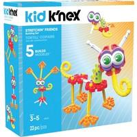Stretchin` Pals Kid K`nex: 23 stuks