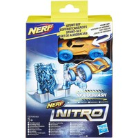 Nitro Single Stunt and Car Nerf