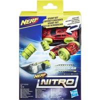 Nitro Single Stunt and Car Nerf