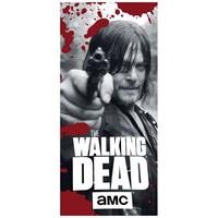 Badlaken The Walking Dead 75x150 cm