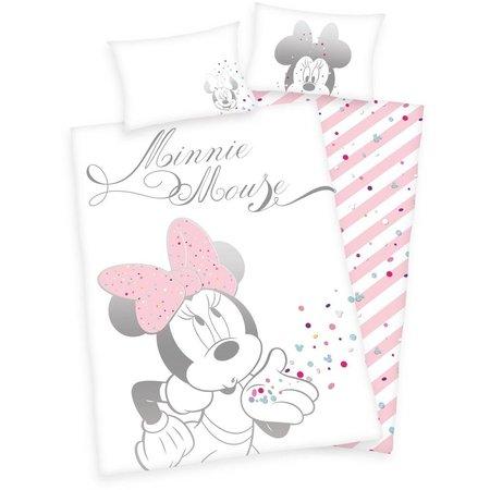 Minnie Mouse Dekbedovertrek Minnie Mouse ledikant