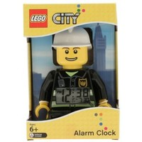 Wekker LEGO City brandweer