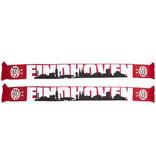 PSV Eindhoven Sjaal psv wit/rood skyline