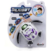 Talkibot Silverlit: wit