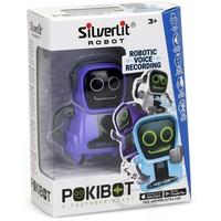 Pokibot Silverlit: paars