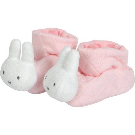 Nijntje Babysloffen Nijntje roze safari