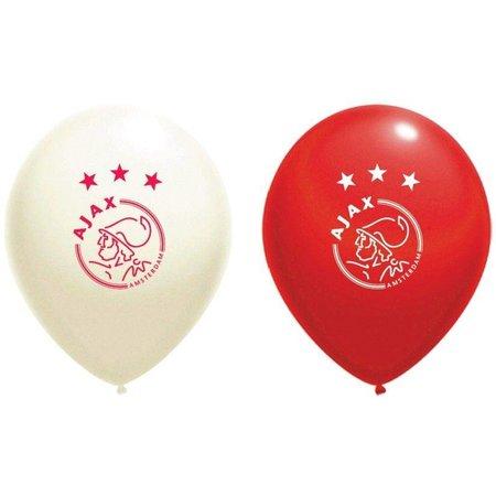 AJAX Amsterdam Ballonnen ajax 10 stuks