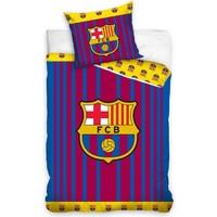 Dekbedovertrek barcelona stripes 140x200/65x65