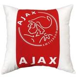 AJAX Amsterdam Kussen ajax wit/rood/wit 40x40 cm