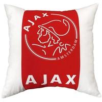 Kussen ajax wit/rood/wit 40x40 cm