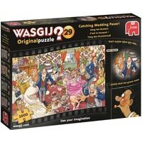 Puzzel Wasgij Original 29: Gooi Boeket 1000 stukjes