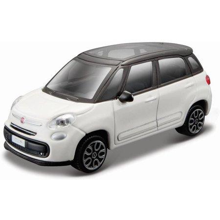 Bburago Auto Bburago Fiat 500L schaal 1:43