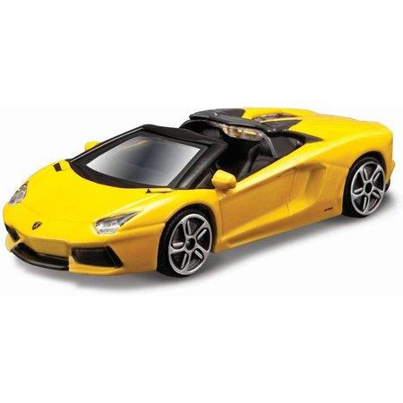 Bburago Auto Bburago Lamborghini Aventador schaal 1:43