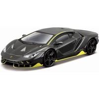 Bburago Auto Bburago Lamborghini Centenario schaal 1:43