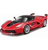 Bburago Auto Bburago Ferrari FXX-K schaal 1:18