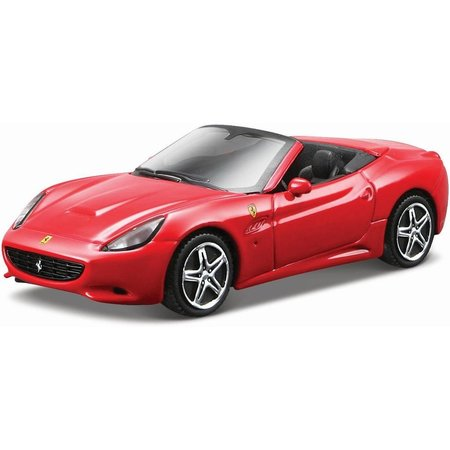 Bburago Auto Bburago Ferrari California T schaal 1:43