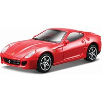 Auto Bburago Ferrari 599 GTB Fiorano schaal 1:43