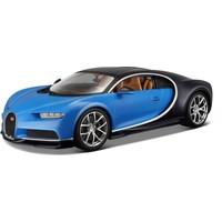 Auto Bburago Bugatti Chiron schaal 1:43