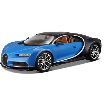 Bburago Auto Bburago Bugatti Chiron schaal 1:43