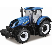 Tractor Bburago New Holland schaal 1:32