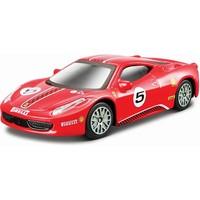 Auto Bburago Ferrari 458 Challenge schaal 1:43