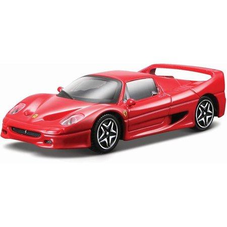 Bburago Auto Bburago Ferrari F50 schaal 1:43