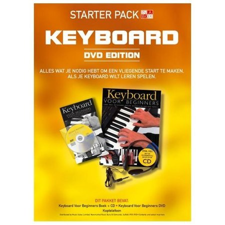 Non-License Keyboard starterset