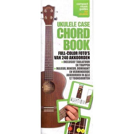 Non-License Akkoordenboek ukulele