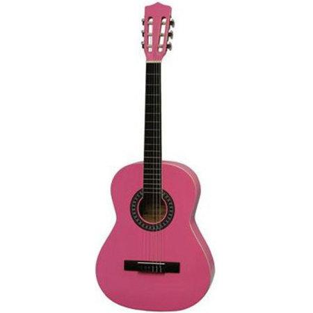 Gomez Gitaar Gomez classic 036 3/4 pink