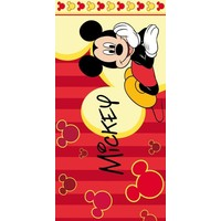 Mickey Mouse Badlaken Mickey Mouse lines 70x140 cm