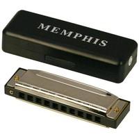 Mondharmonica Memphis 10-gaats