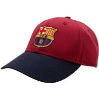 Cap barcelona rood/blauw senior