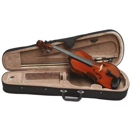 Scarlatti Viool Scarlatti solid wood fine tuning incl. koffer