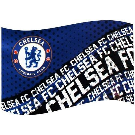 Chelsea FC Vlag Chelsea groot 91x152 cm