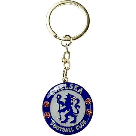Chelsea FC Sleutelhanger Chelsea metaal logo