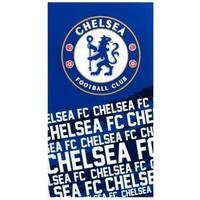 Badlaken Chelsea blauw 70x140 cm