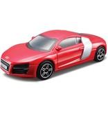 Bburago Auto Bburago Audi R8 schaal 1:43