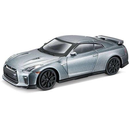 Bburago Auto Bburago Nissan GT-R schaal 1:43
