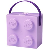 Lunchkoffer LEGO lavendel