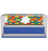 LEGO License Opbergbox LEGO play & display blauw