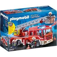 Brandweer ladderwagen Playmobil