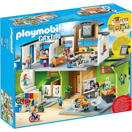 Playmobil Ingerichte school Playmobil