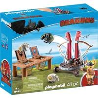 Rochel met schapenslingeraar Playmobil