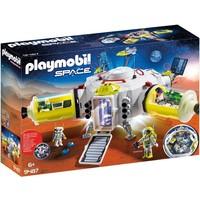 Ruimtestation op Mars Playmobil