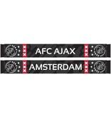 AJAX Amsterdam Sjaal ajax zwart/grijs camo 18x140