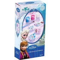 Ringen maken mini Frozen ToTum: sneeuwkoningin