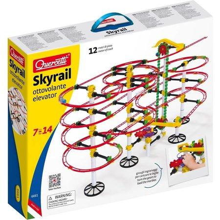 Quercetti Knikkerbaan Quercetti Skyrail 360-delig