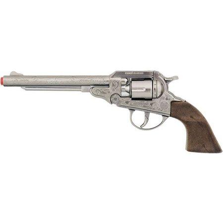 Gonher Cowboy Revolver Gonher 28 cm 8 schoten