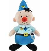 Bumba Bumba Pluche knuffel - Politieman 20 cm